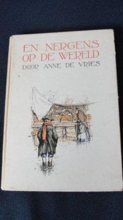 Anne de Vries - En  nergens op de wereld