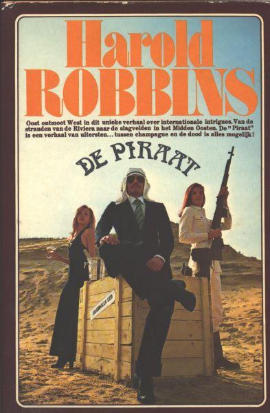 Robbins, Harold - DE PIRAAT