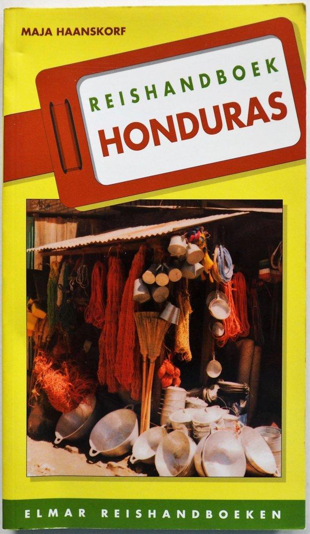 Haanskorf Maja - Reishandboek Honduras