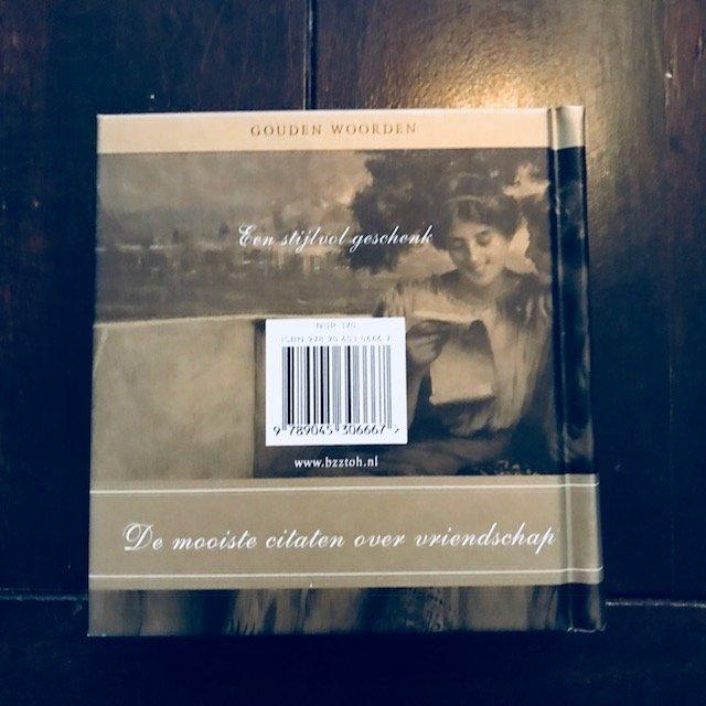 Citaten Voor Vriendschap : Boekwinkeltjes.nl vriendschap cadeauboek met de mooiste citaten