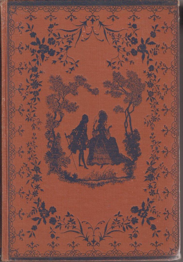 Schelven (red.) met litteraire bijdragen van Albert Kuyle, Hendrika Kuyper-van Oordt, Ignatia Lubeley, A. van Peeka, Wouter van Riesen, P.H. Ritter jr., Johan van der Woude en Marie C. van Zeggelen, Dr A.A. van - Van hoepelrok en pruikentooi, De 18e eeuw bezien in 8 novellen en in 18 kunsthistorische bijdragen aan de hand van aquarellen van G.D. Hoogendoorn