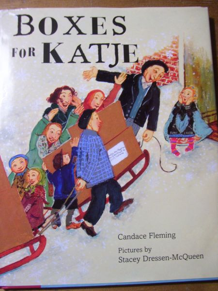 Fleming, Candace - Boxes for Katje