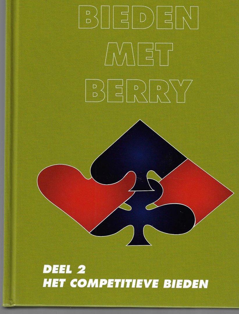 WESTRA, BERRY - Bieden met Berry Deel 2 -Het competitieve bieden