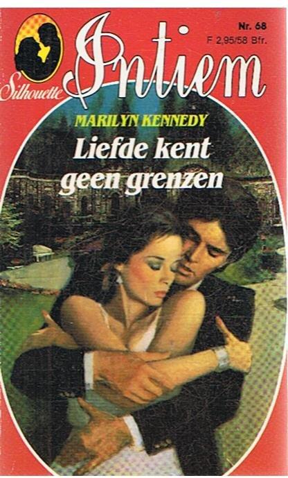 Boekwinkeltjesnl Kennedy Marilyn Liefde Kent Geen Grenzen