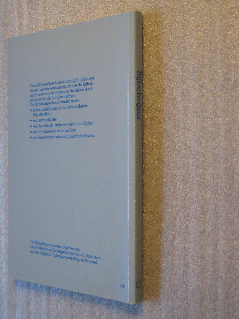 NBG Haarlem - Bijbelwijzer / Hulp voor de bijbellezer
