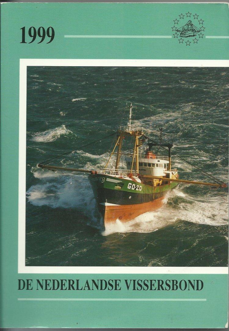 Ned. Vissersbond - Jaarboek 1999 Nederlandse visserbond
