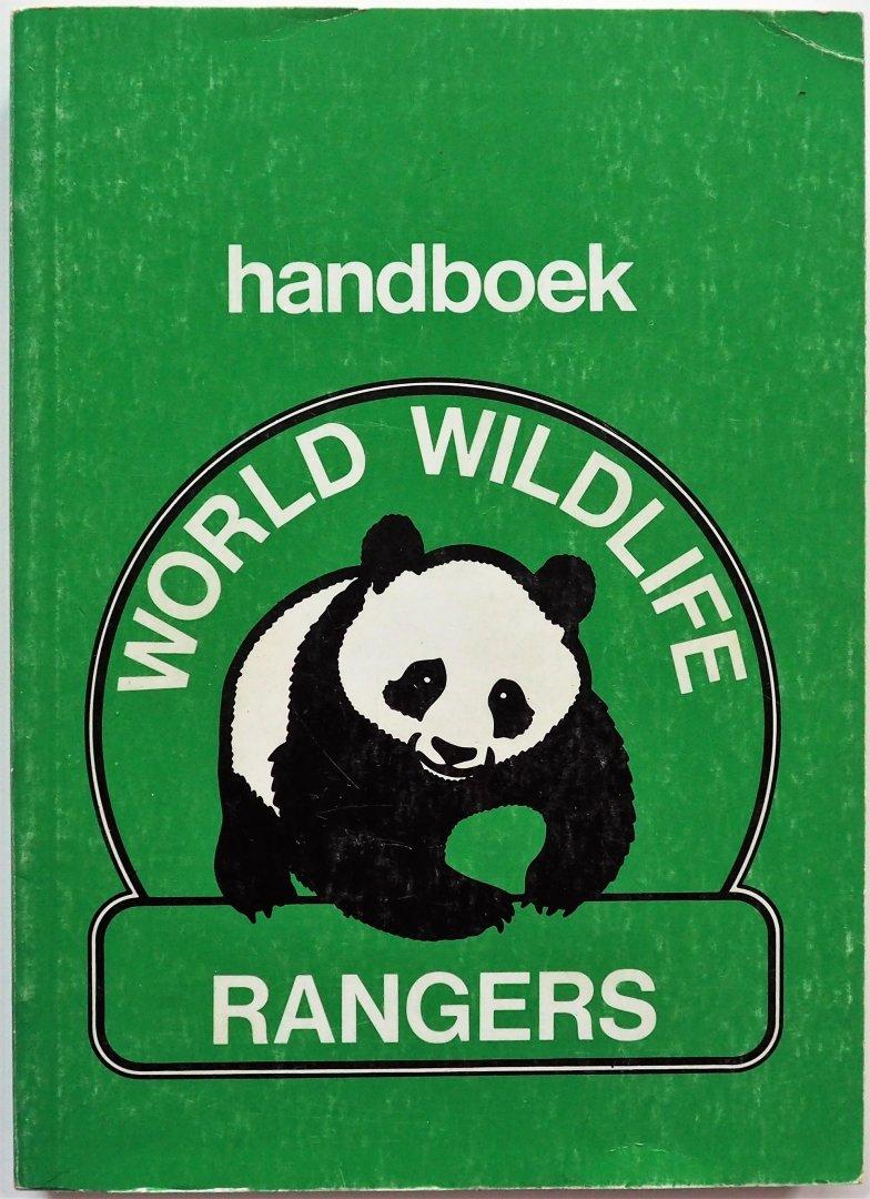 Redactie World Wildlife - Handboek World Wildlife Rangers Junioren Wereld Natuur Fonds-Nederland