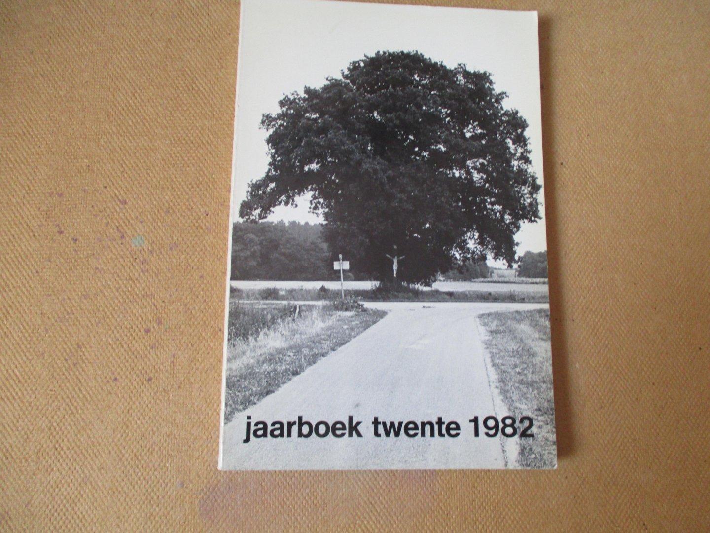 Jaarboek Twente / diverse auteurs - 1982 - Jaarboek Twente - eenentwintigste jaar
