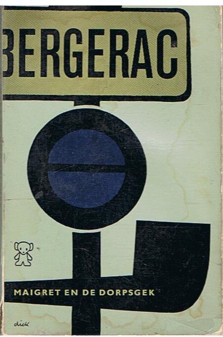 Georges Simenon - 1117] Maigret  en de dorpsgek