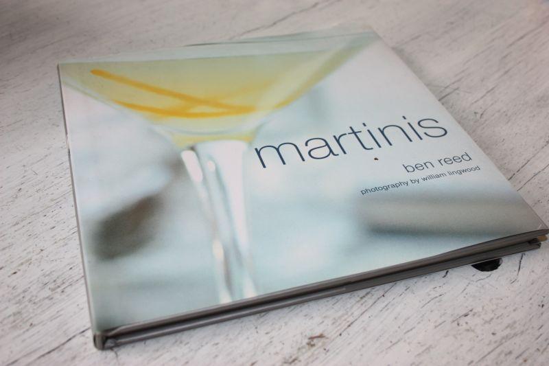 Reed, Ben - MARTINIS (cocktails en mixjes)