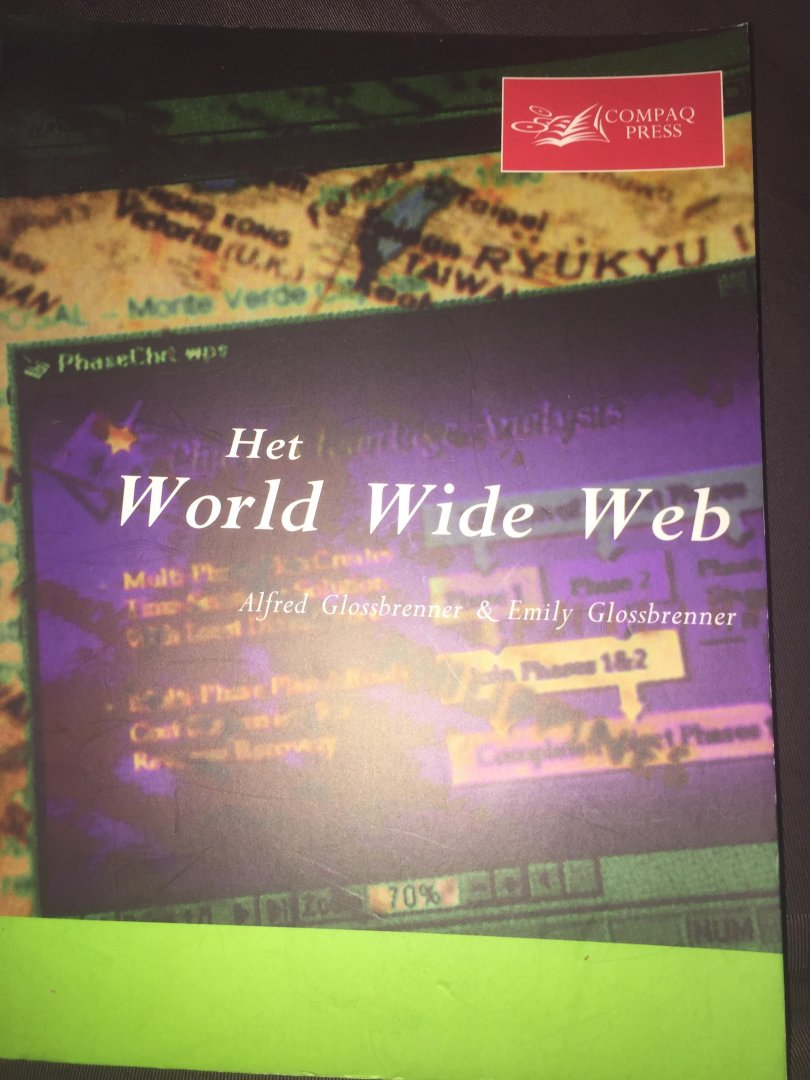 Boekwinkeltjesnl Glossbrenner A Het World Wide Web Druk 1