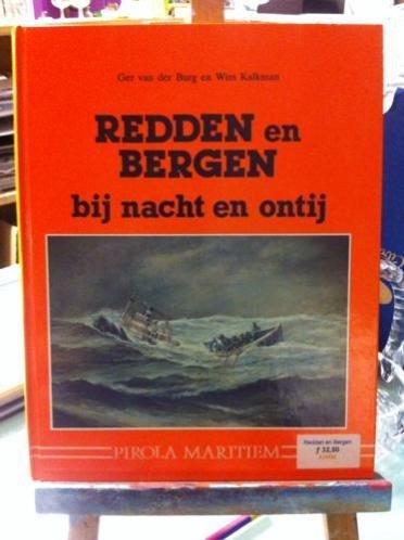 Boekwinkeltjes.nl - Burg - Redden en bergen by nacht en onty / druk 1