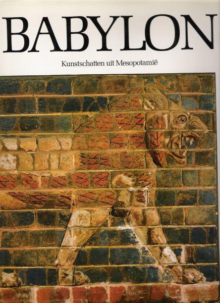 seton-williams, m.v. - babylon kunstschatten uit mesopotamie ( met 170 afbeeldingen in kleuren )