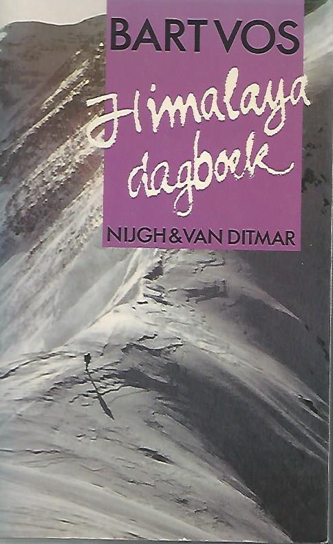 VOS, BART - Himalaya dagboek