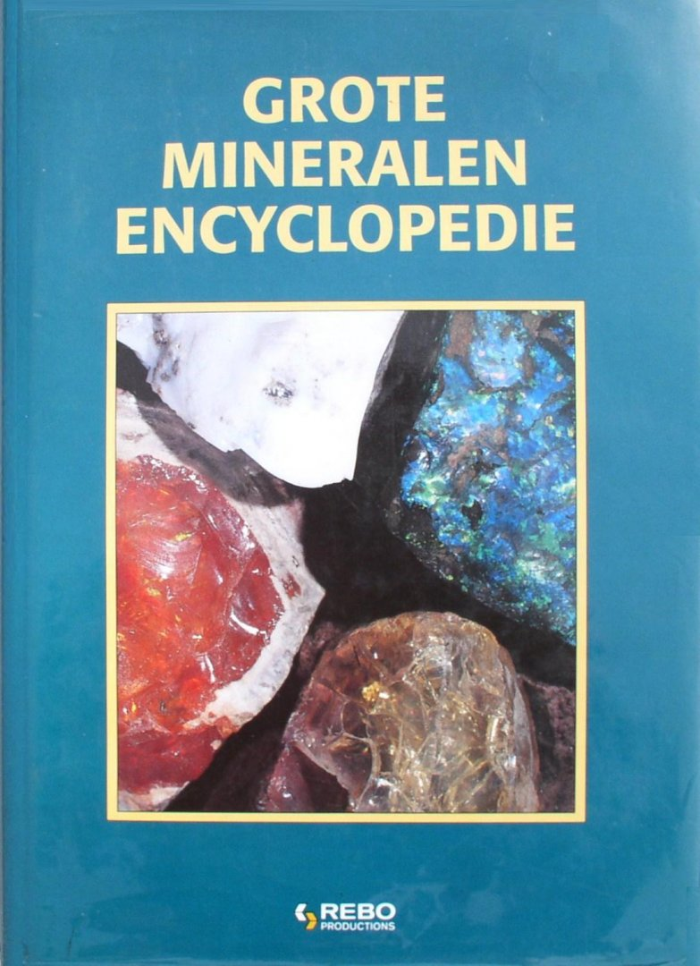 mineralen encyclopedie