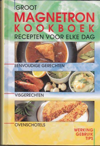 Lang-van Vught, T. de - Groot magnetron kookboek