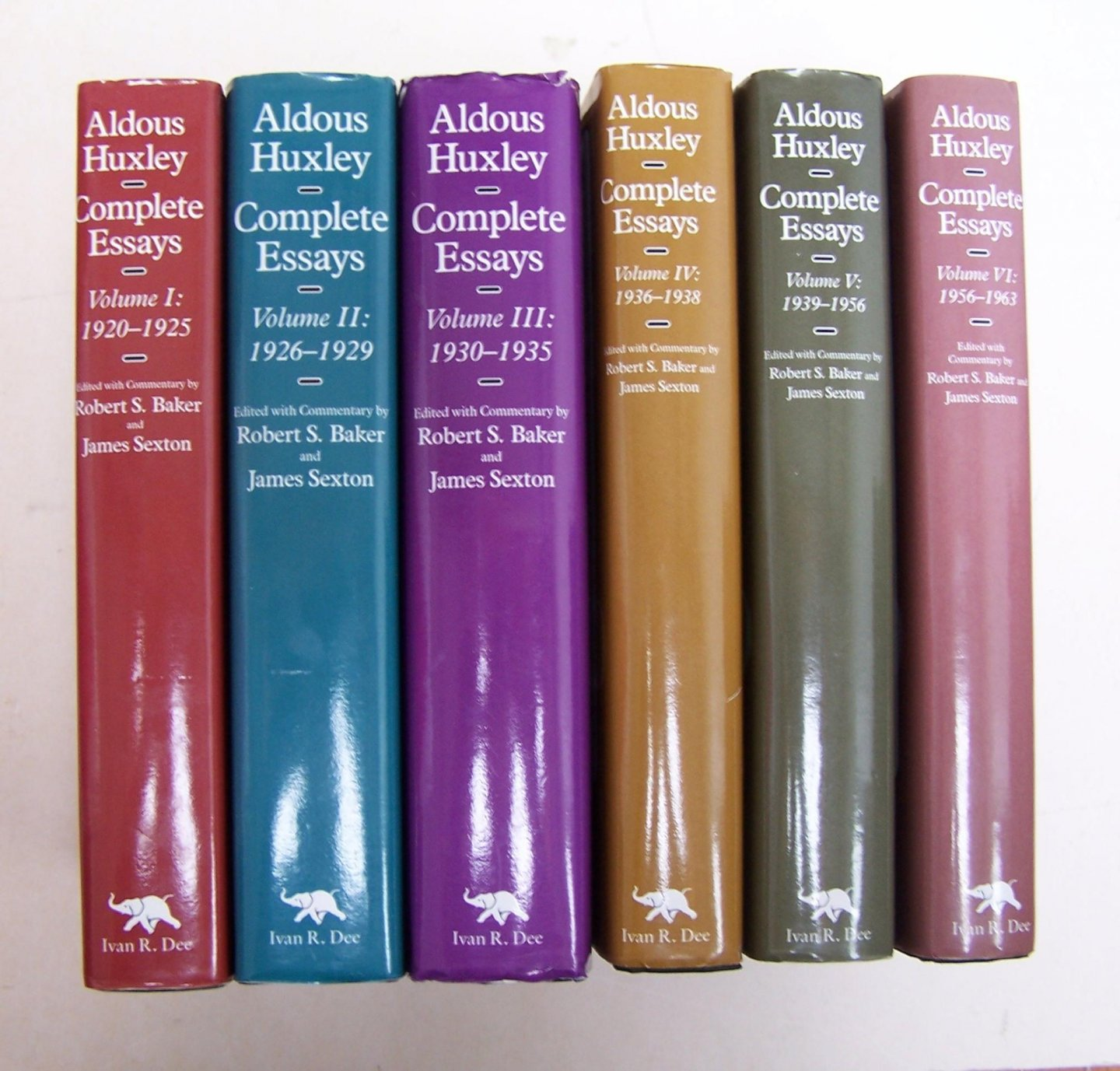 aldous huxley essays collected essays of aldous huxley aldous aldous huxley complete essays essayhuxley aldous books antiquarian used old remainders