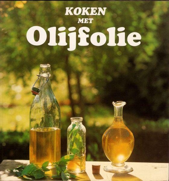 PICKFORD, LOUISE - Koken met olijfolie.