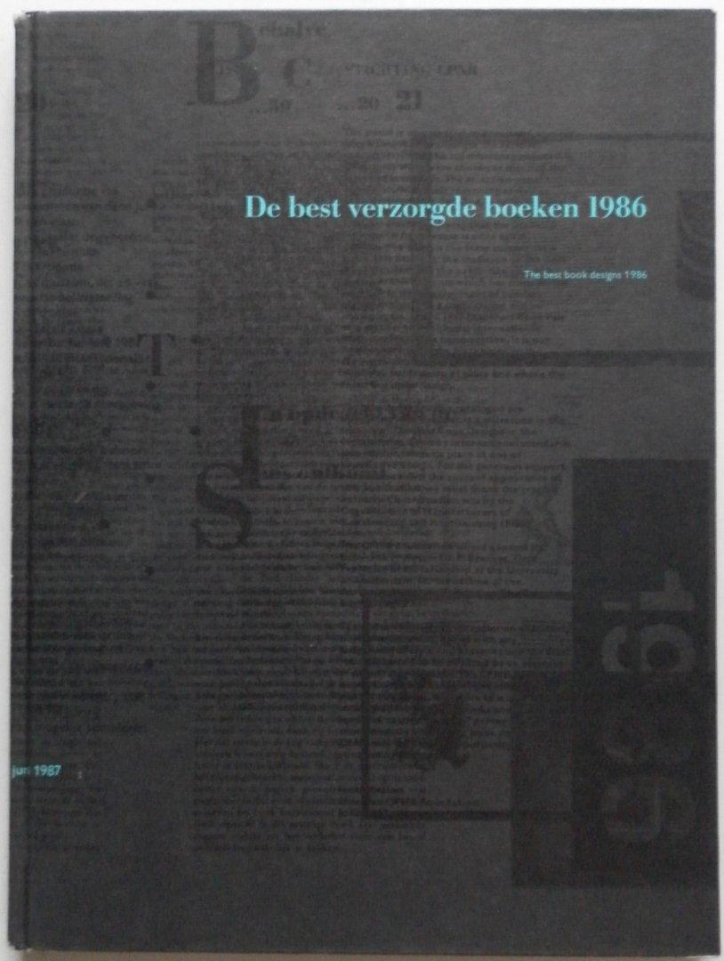 Hammer e.a. - De best verzorgde boeken 1986 The best book designs 1986
