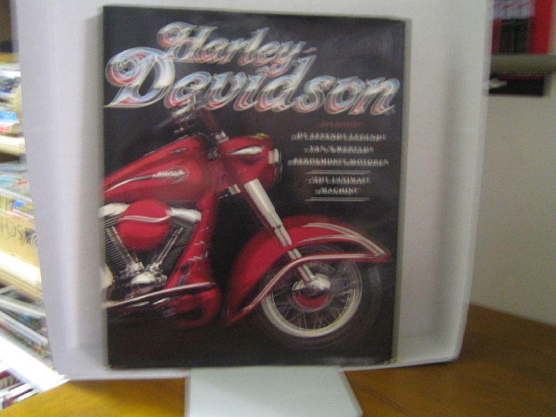 rafferty, tod - harley davidson de levende legende van ,s werelds beroemste motoren ( the ultimate machine )