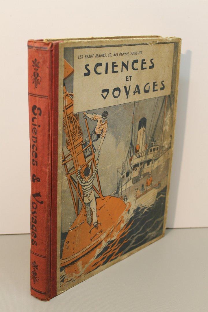 Sciences et Voyages. 1e ser...