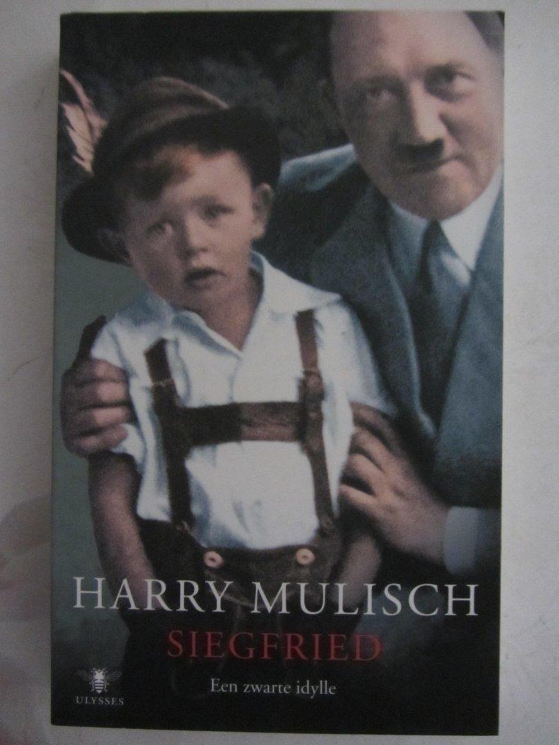 Boekwinkeltjesnl Mulisch Harry Siegfried Een Zwarte