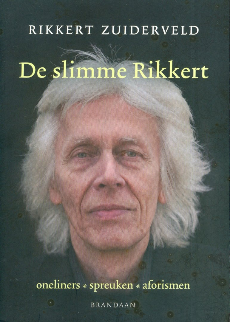 oneliners spreuken Boekwinkeltjes.nl   Zuiderveld, Rikkert   De slimme Rikkert  oneliners spreuken