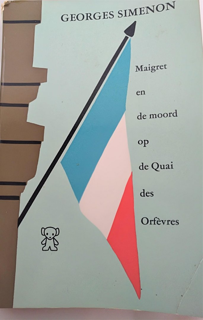 Simenon, Georges - Maigret en de moord op de Quai des Orfèvres