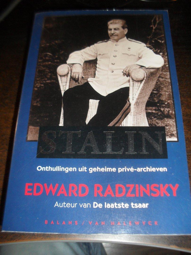 Edward Radzinsky: a selection of sites