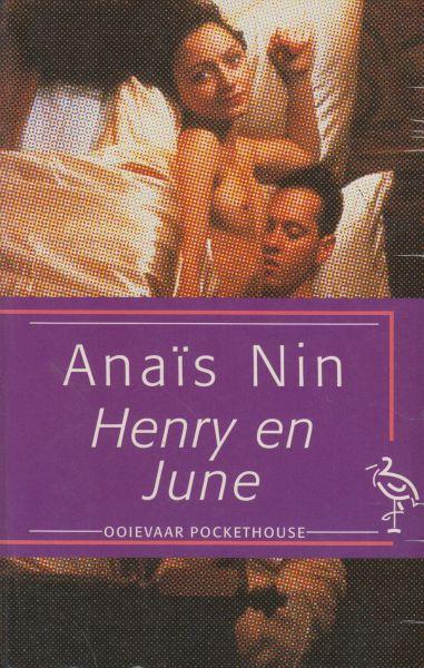 Nin (Neuilly-sur-Seine, 21 februari 1903 - Los Angeles, Californië, 14 januari 1977), Anaïs - Henry en June - Vert. Margaretha Ferguson
