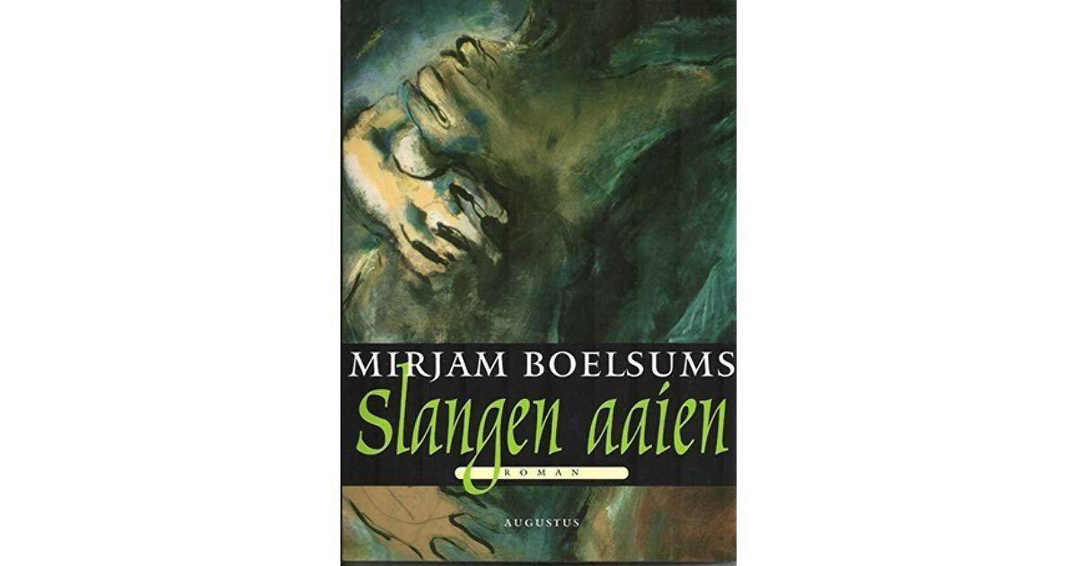 Boelsums, Mirjam - Slangen  aaien
