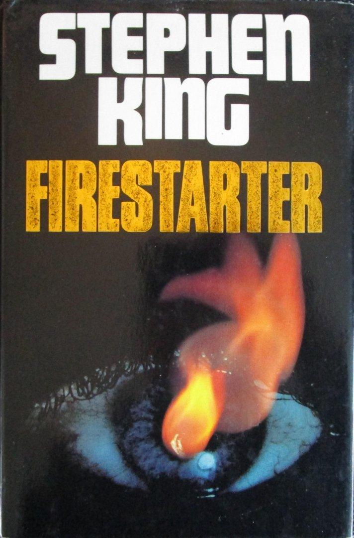 King, Sephen - Firestarter (Engelstalig)