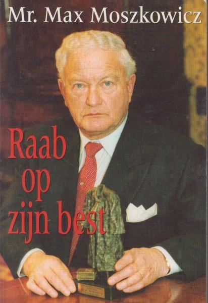 Moszkowiccz, mr Max - Raab op zijn best