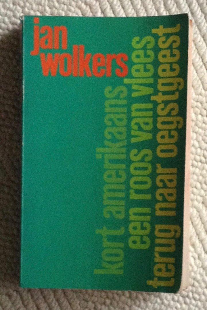Boekwinkeltjesnl Jan Wolkers Kort Amerikaans Een Roos