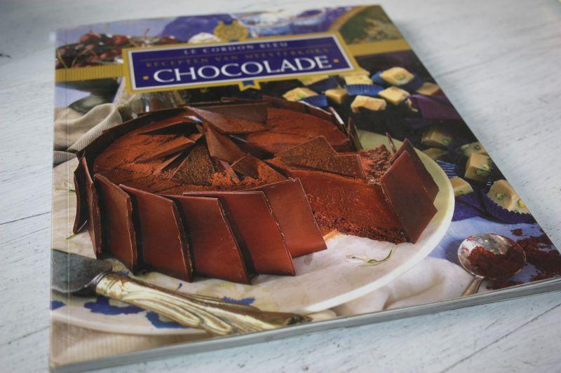 Halsey, Kay - CHOCOLADE, recepten van meesterkoks