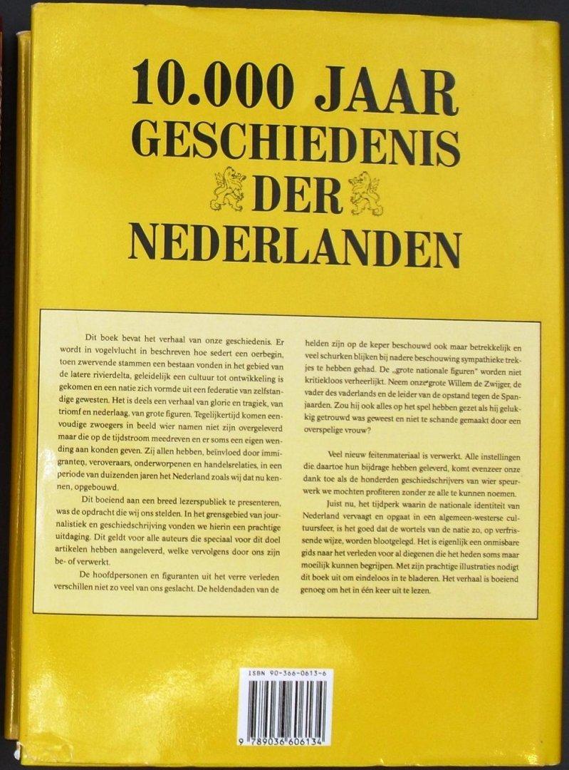 ... Klaas / Schroor, Meindert (red) - 10.000 jaar geschiedenis der  Nederlanden ...