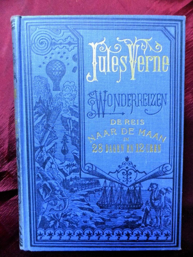 ... Verne, Jules - 20.000 MIJLEN ONDER ZEE OOSTELIJK HALFROND - 20.000  mijlen onder zee,