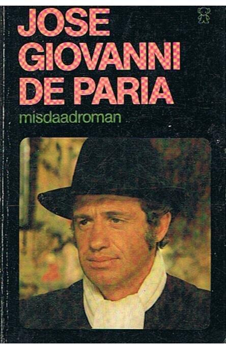 Giovanni, Jose - De Paria