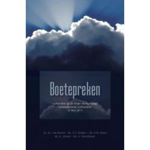 Ds. B.J. van Boven e.a. - Boetepreken