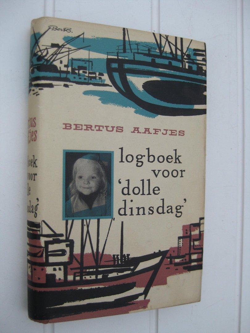 Aafjes, Bertus - Logboek voor 'Dolle Dinsdag'.