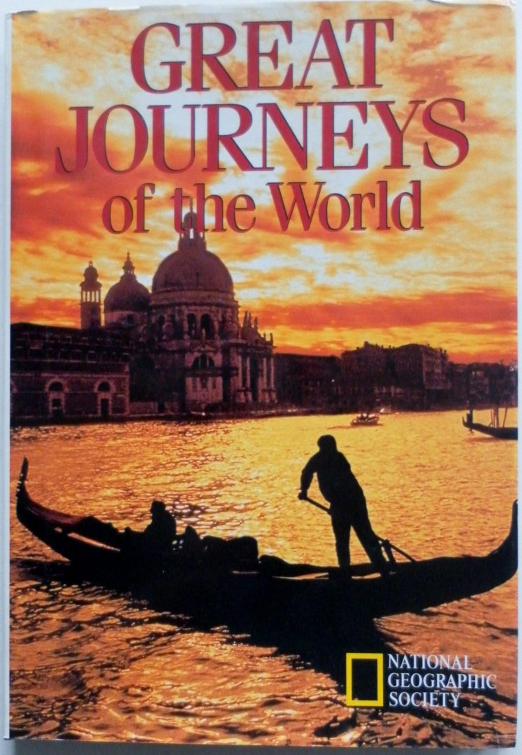 Booz Elisabeth & Patrick e.a. Illustrator : Cobb Jodi e.a. - Great Journeys of the World