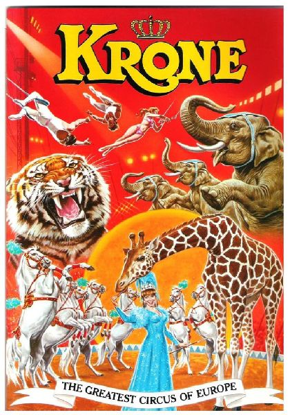 Sembach-Krone, Christel - Krone The greatest circus of Europe