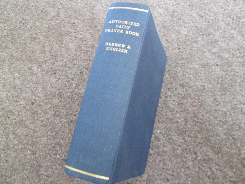 Boekwinkeltjes nl - THE AUTHORISED DAILY PRAYER BOOK OF THE