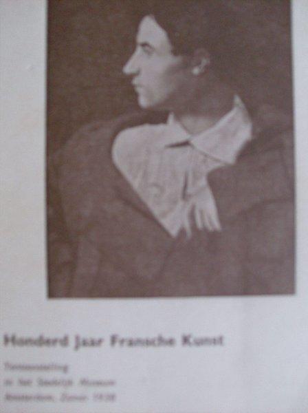 Röell, D.C. - Honderd jaar Fransche kunst