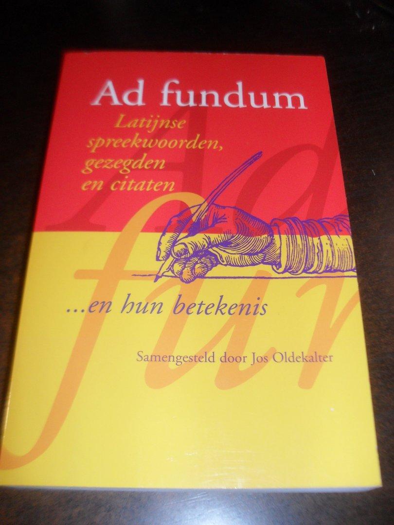 Citaten En Spreekwoorden : Boekwinkeltjes ad fundum latijnse spreekwoorden gezegden en