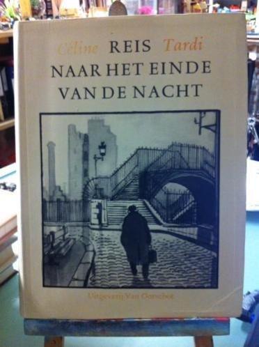 Boekwinkeltjes.nl - Celine, LF. - Reis naar het einde van de nacht