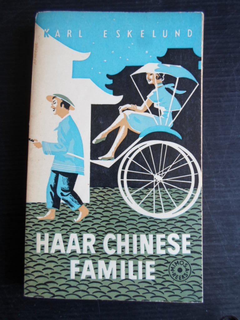 Esklund, Karl - Haar Chinese familie