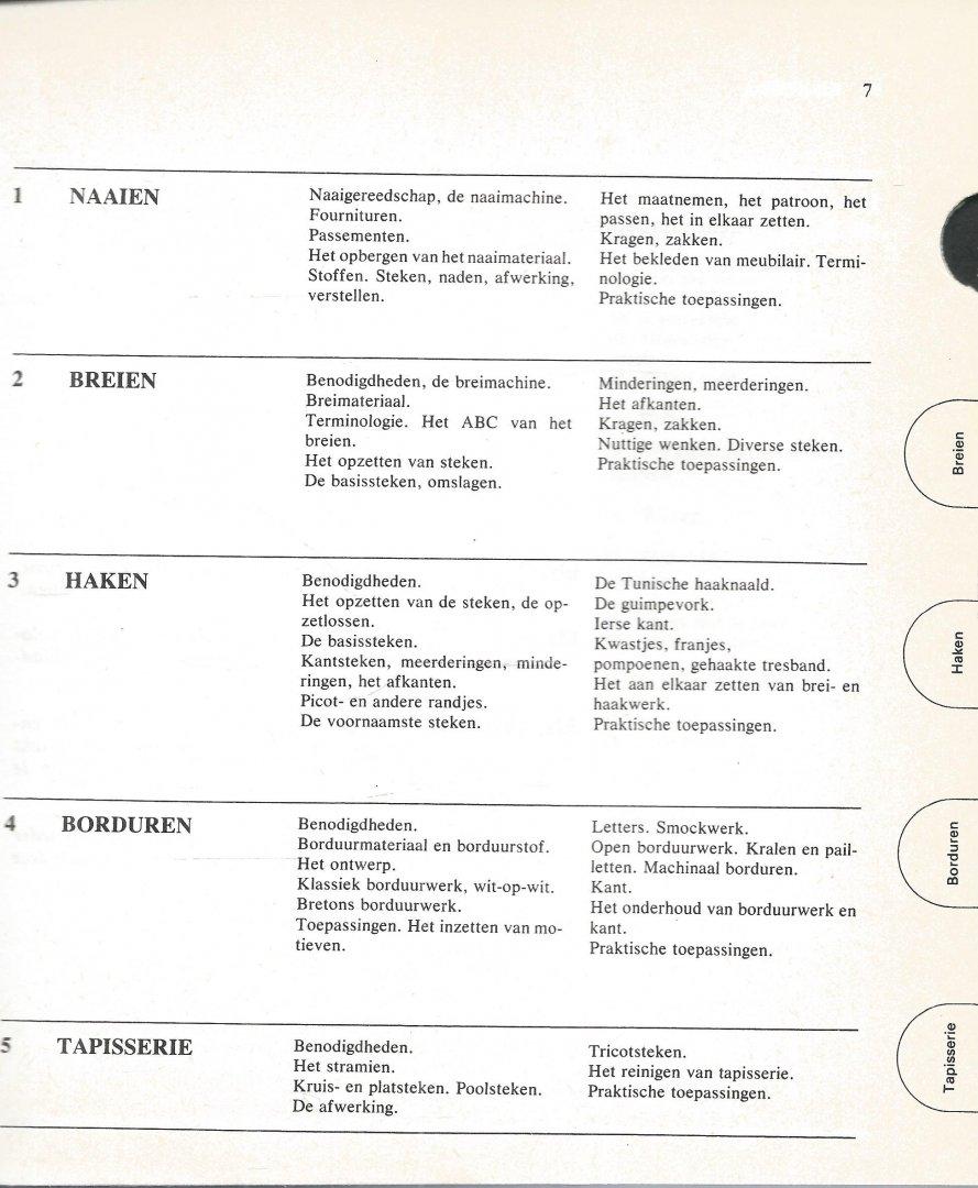 Boekwinkeltjesnl De Grote Handwerkencyclopedie Alles Over