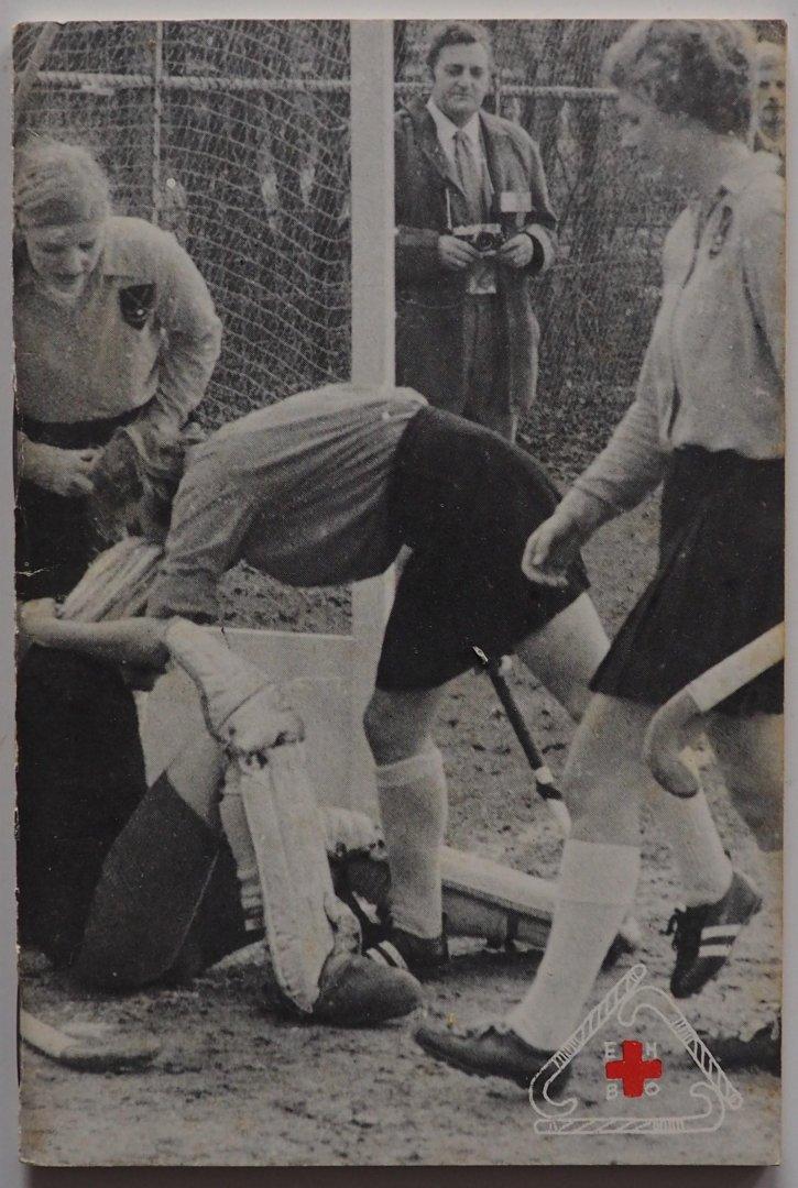 Limburgh-Boot, Els van; Illustrator : Bollee-Begram van Eeten, Fiep - Eenvoudige hockey EHBO voor begeleiders van jeugdelftallen