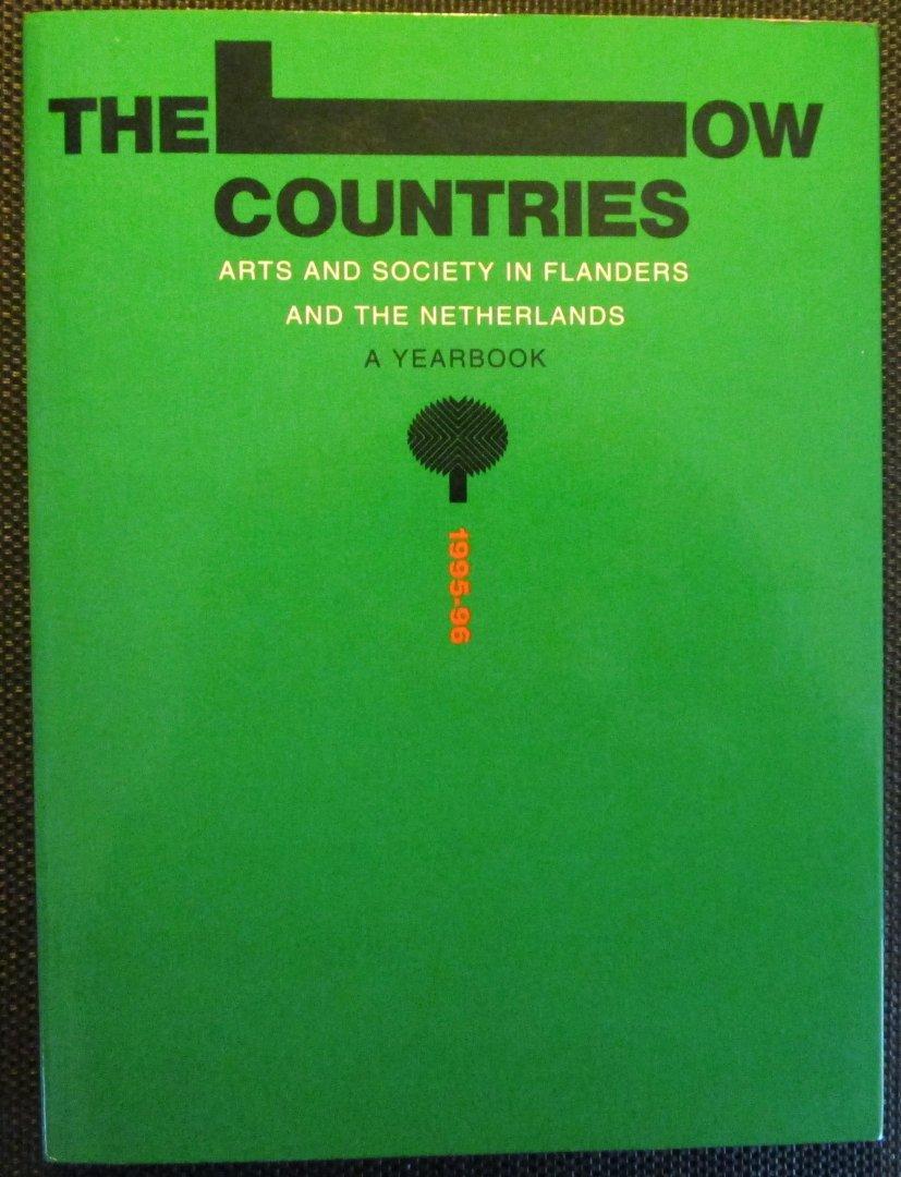 ONS ERFDEEL - Diverse bekende Nederlandse, Vlaamse en internationale schrijvers en dichters - The Low Countries - Arts and Society in Flanders and the Netherlands - JAARBOEK  1995-96, no. 3